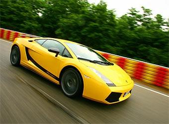 "Lamborghini Gallardo Superleggera проехал ""Северную петлю"" медленнее Porsche GT2"