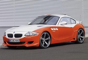 AC Schnitzer сделал BMW Z4 M Coupe ярче и мощнее