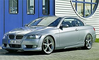 AC Schnitzer начал тюнинг кабриолета BMW с дизельной версии