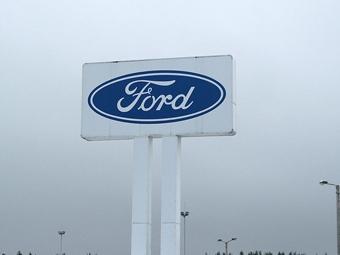 Конвейер на российском заводе Ford планируют запустить 28 ноября
