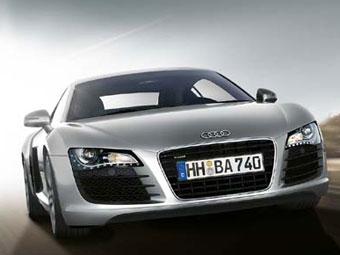 В Audi R8 не влезает ни один дизель