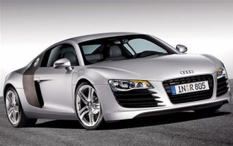 Audi не будет поставлять R8 до 2009 года