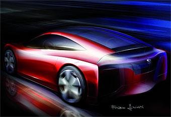 В Женеве Honda представит гибридный спорткар