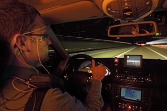 Saab выгонит из водителей всю усталость