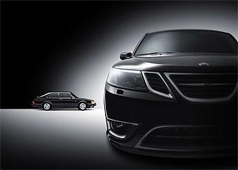 Saab хотпразднует 30-летие своих турбомашин выпуском экстремального Saab 9-3