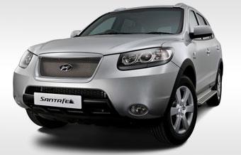 Hyundai выпустит особую серию внедорожника Santa Fe