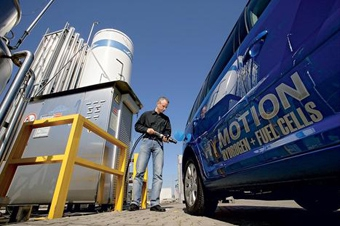 Volkswagen не видит смысла в водородных автомобилях