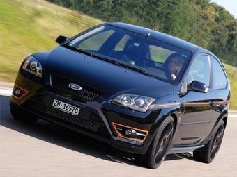 Ford выпустит специальную версию хэтчбека Focus ST