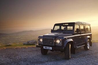 Land Rover Defender в России будет стоить от 31 тысячи 900 долларов