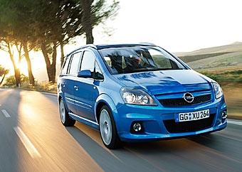 """""""Заряженные"""" модели Opel получат дизельные двигатели"""