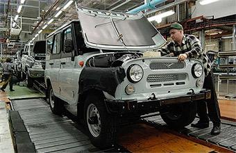 UAZ Hunter подорожает на пять тысяч рублей