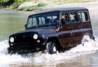 УАЗ начинает массовый выпуск автомобилей с отечественным дизелем