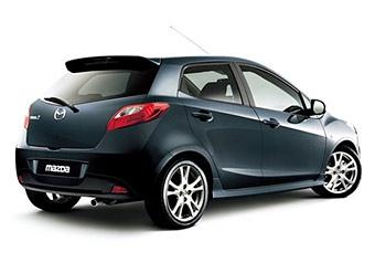 Mazda2 получит версию MPS