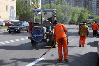 Дорожные ямы в Москве будут заделывать в течение суток