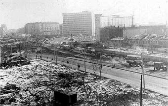 Московские дороги будут строить по плану 1971 года
