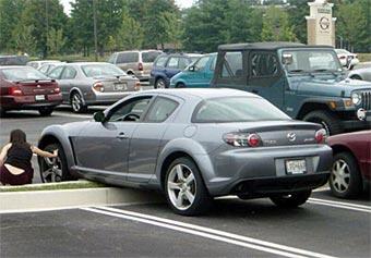 Столичное ГИБДД выступает за увеличение штрафов за неправильную парковку
