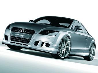 Немцы вставили в Audi TT две турбины