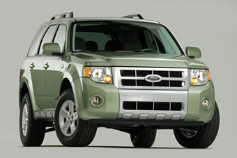 Ford не будет продавать в Европе гибридные машины