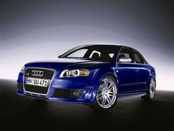 Audi планирует прекратить выпуск семейства RS4