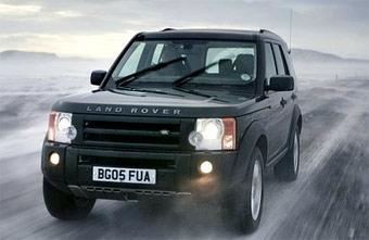 Land Rover предоставит свои автомобили для борьбы со стихией
