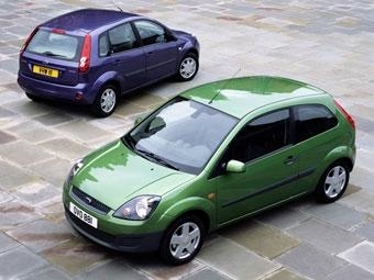 Новое поколение Ford Fiesta будет называться по-другому