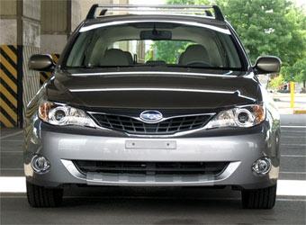 """Subaru сделала """"внедорожную"""" Impreza для американцев"""