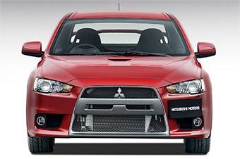 """Mitsubishi будет выпускать два турбированных """"Лансера"""""""