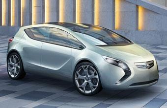 Opel представит во Франкфурте гибридный концепт-кар