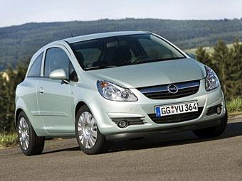 Opel покажет во Франкфурте гибридную Corsa