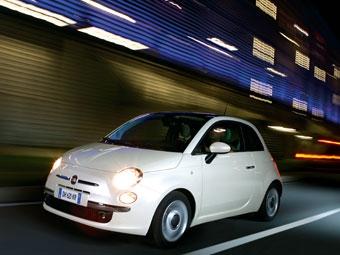 Fiat увеличит объем выпуска модели 500 из-за ажиотажного спроса