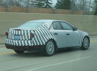 GM готовит конкурента BMW