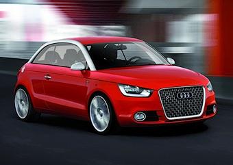 Конкурент Mini от Audi получит полный привод