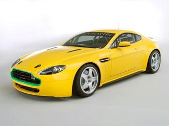 Aston Martin готовит дорожную версию гоночного Vantage N24