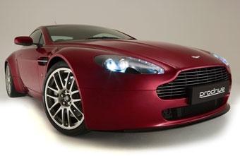 Prodrive сделал Aston Martin V8 Vantage быстрее