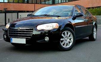 """Сборка Chrysler Sebring на """"ГАЗе"""" начнется в 2008 году"""
