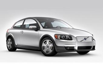 """Volvo покажет во Франкфурте """"экологически чистый"""" хэтчбек C30"""