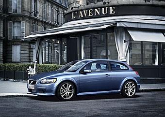Volvo C30 получит обновленный турбомотор