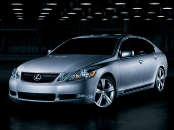 Lexus GS получит новый восьмицилиндровый мотор
