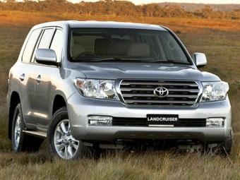 Toyota покажет в Сиднее новое поколение Land Cruiser