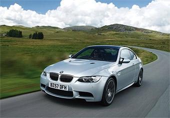 Британцы раскупили весь годовой запас новых купе BMW M3