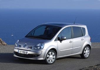 Renault показала новые Modus и Grand Modus