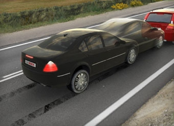 К 2009 году все машины в Европе получат систему помощи при экстренном торможении