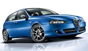Alfa Romeo разработала три стайлинг-пакета для модели 147