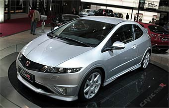 Российские продажи нового Honda Civic Type-R стартуют в мае