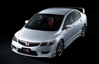 Японская Honda Civic Type R будет мощнее европейской