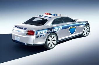 """Столичной милиции подарят 400 новых """"Фордов"""""""