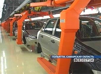 """""""АвтоВАЗ"""" потеряет 10 процентов российского рынка"""