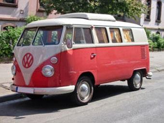 VW отметил 60-летие модели Transporter