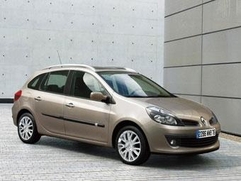 Renault покажет во Франкфурте универсал на базе Clio