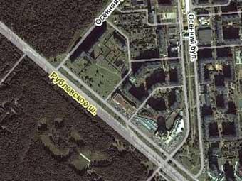 В ДТП на Рублевке пострадали шесть человек